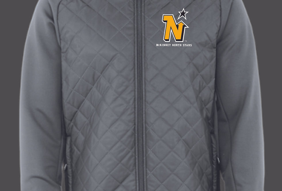 Embroidered NORTH STARS - CCM Quilted Jacket