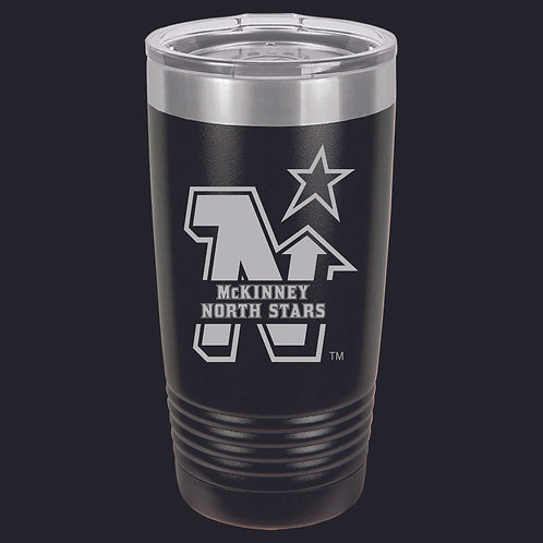 LASER ETCHED - 20 OZ STAINLESS STEEL INSULATED SUREGRIP TUMBLER