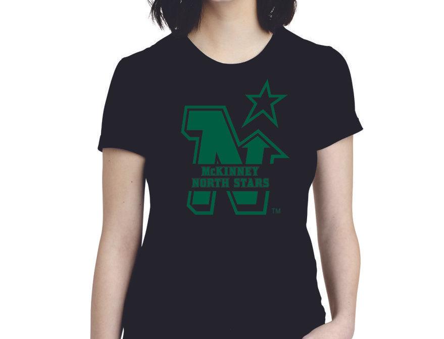 NORTH STARS  - American Apparel ® Women's Fine Jersey T-Shirt