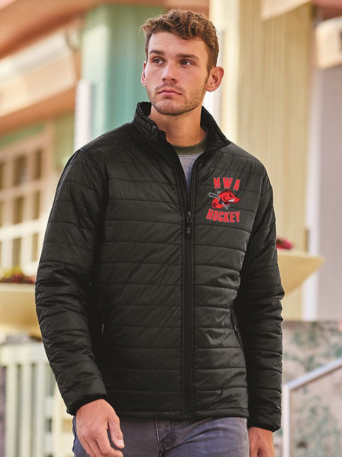 MEN'S RAZORBACK - Independent Trading Co. - Puffer Jacket
