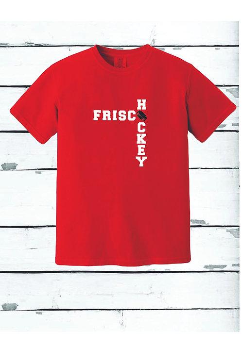 FRISCO HOCKEY - Comfort Colors ® Heavyweight Ring Spun Tee