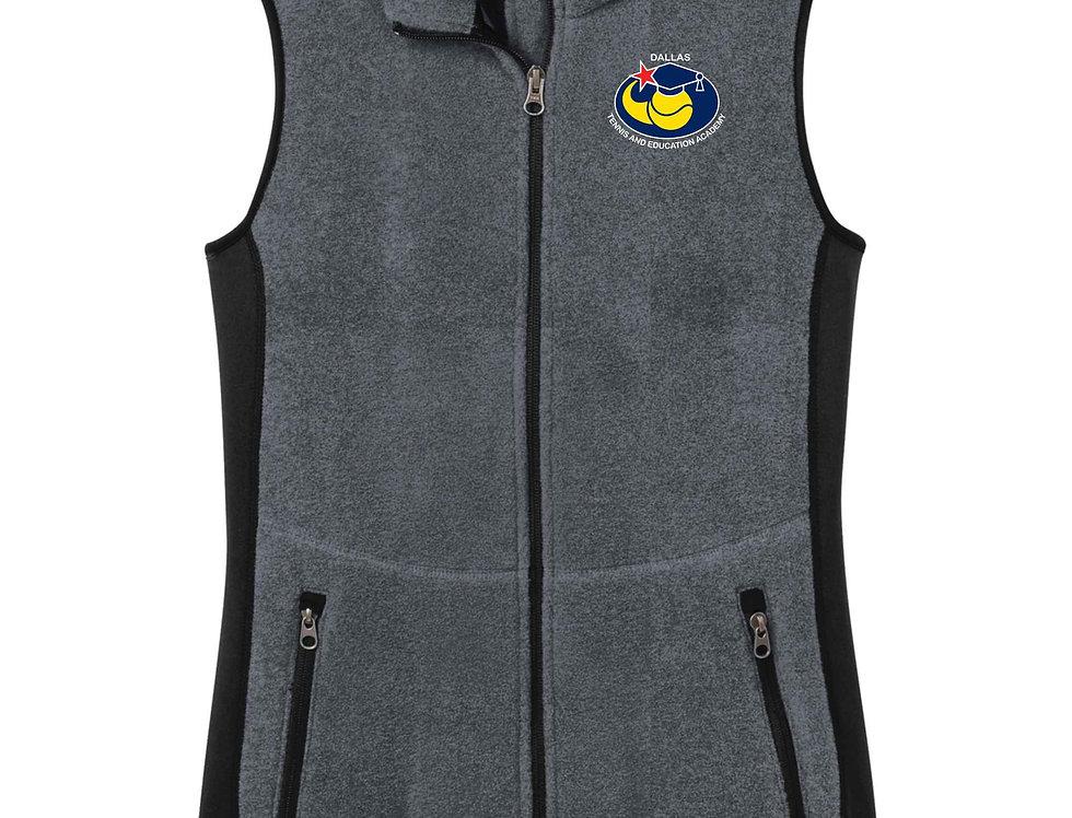 Port Authority® Ladies R-Tek® Pro Fleece Full-Zip Vest