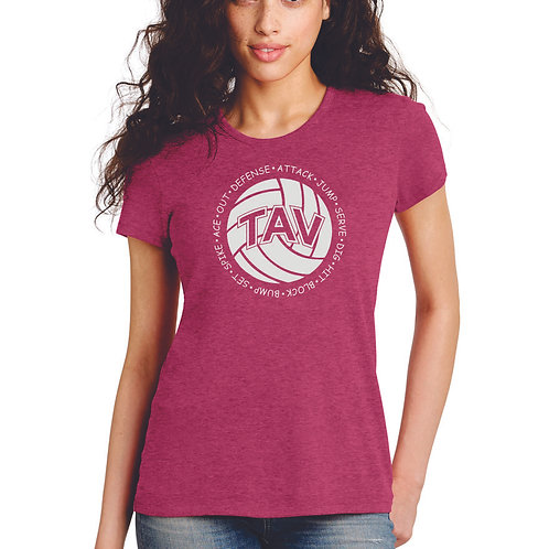 Volleyball Sayings - Alternative Women's Keepsake Vint