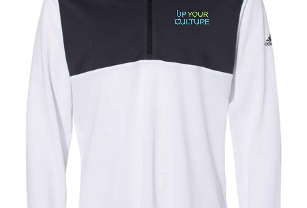 UYC: Adidas - Lightweight Quarter-Zip Pullover