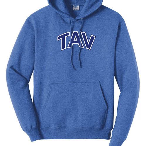 Port & Company® Core Fleece Pullover Hooded Sweatshirt