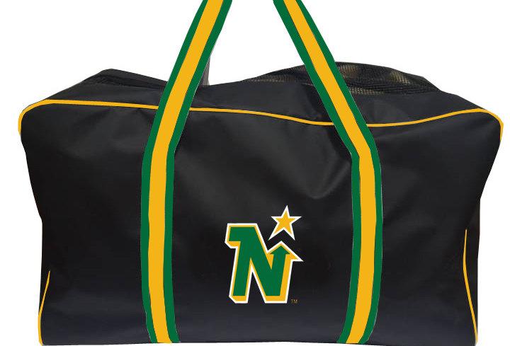 NORTH STARS HOCKEY BAG