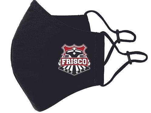 FRISCO Logo - Woven Face Mask