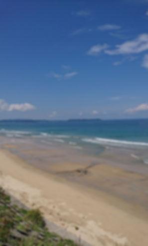 糸島 姉子の浜