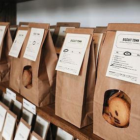 Biscuit Shelves