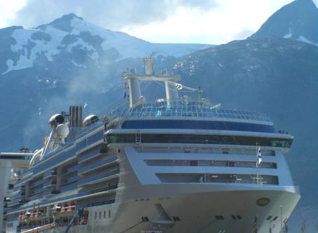 Alaska Cruise With Three-Day Pre Rail