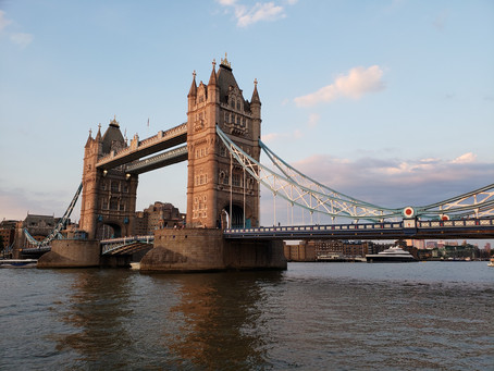 London, England in Eight Days