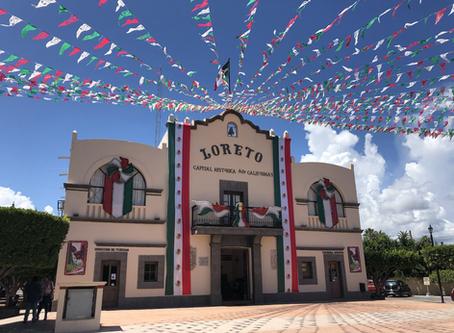 Loreto, California Baja Sur