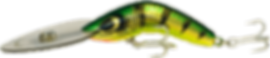 Predatek B80UD Boomerang fishing ure in 'Ausse Gold' colour
