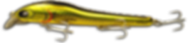 Predatek S150 Sandviper fishing lrein Metalix Gold (XG) livery