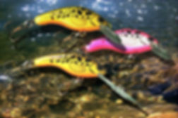 Australia-made Predatek M40 and M40D MicroMin fishin lures