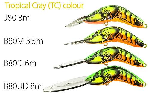 *0 series Boomerang Tropical Cray (TC)
