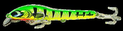 Predatek S150CD Sandviperfishing lure in Cicada (CD) colours
