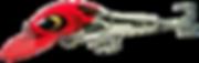 Predatek V150X Viper in Redhead (RH) colours