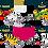 Redhead (RH) Tropical Frog (TF) Yellow Tiger (YT) Zebra (ZE)