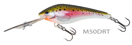 Predatek M50D MinMin deep-diving fishing lure