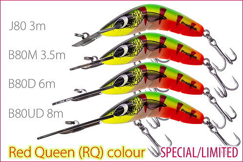 B80 series Red Queen (RQ)
