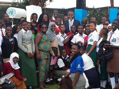 Guest Article: Our Experience at the East African Girls' Leadership Summit