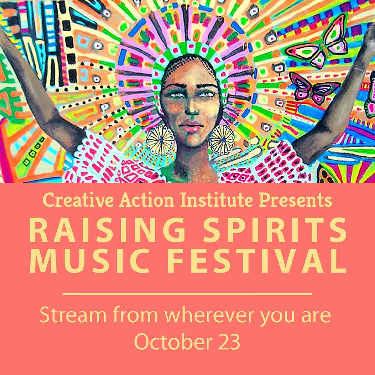 Raising Spirits - October