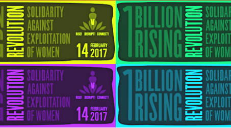 V Day 2017: Rise, Dance, Disrupt for Solidarity