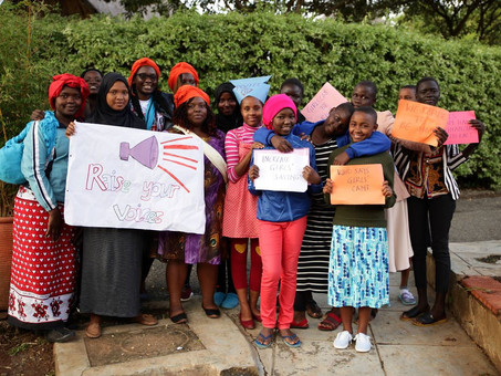 Menstrual Health in East Africa: A Panel with Three EAGLS Mentors
