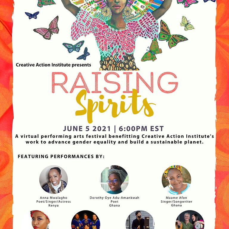 Raising Spirits 2021 - June