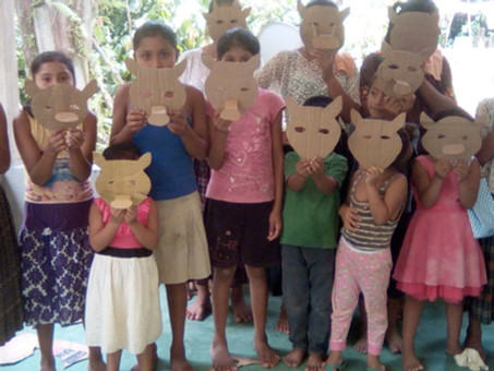 Partner Update: Performing to protect biodiversity in Guatemala
