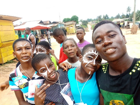 Fresh from the Field: Arts help catalyze social change in Ghana