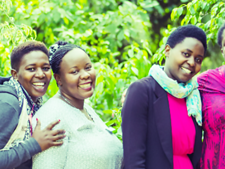 #TimeisNow Young Women in East Africa Transforming Lives and Communities