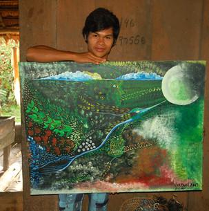 Representing nature in art