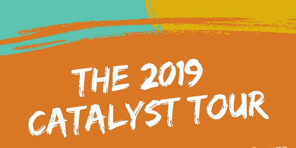2019 Catalyst Tour - Boston