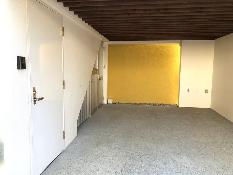 黄色の部屋