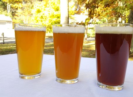 Local beer's deep homebrewing roots