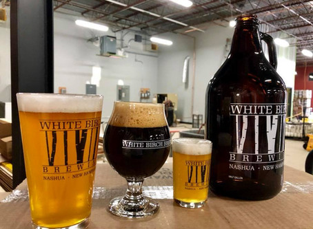LoveLocalBeer talks to White Birch Brewing, Nashua, NH