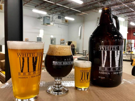 LoveLocalBeer talks to White Birch Brewing, Nashua, NH