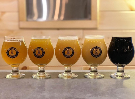 LoveLocalBeer has SEVEN QUICK QUESTIONS for Justin Negrotti of Channel Marker Brewing in Beverly, MA