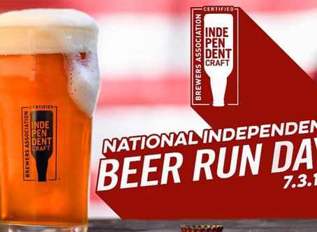 July 3—Make the craft beer run!