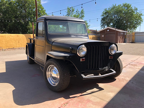 1948 WILLY
