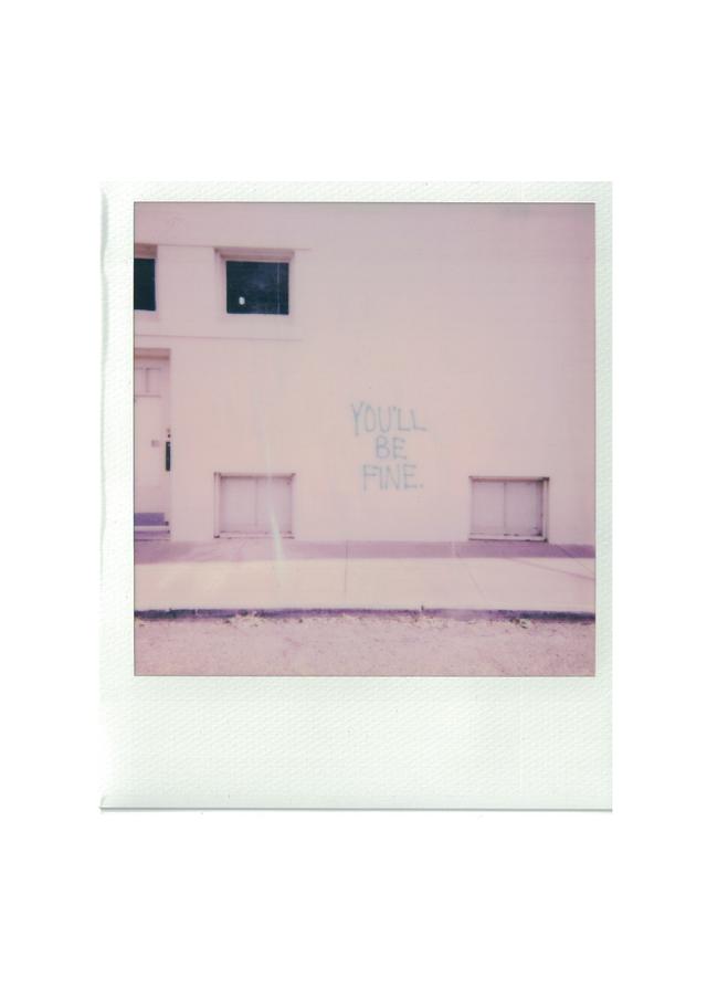 Polaroid Archives (Marfa)
