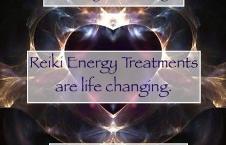Reiki Treatments with Crystal Healing