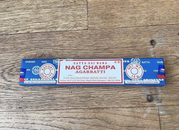 Nag Champa Agarbatti Incese Sticks - 15 gms