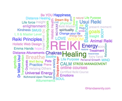 Reiki Treatment Voucher