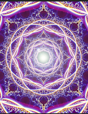 Soul + Earth Star Chakra Activations + Reiki Treatment