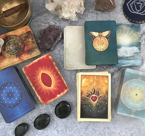 Intuitive Readings with Angel Tarot & Oracle Cards