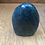 Thumbnail: Blue Apatite Polished Freeform Crystal