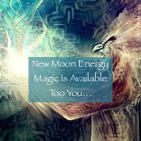 New Moon Magic Awaits You...